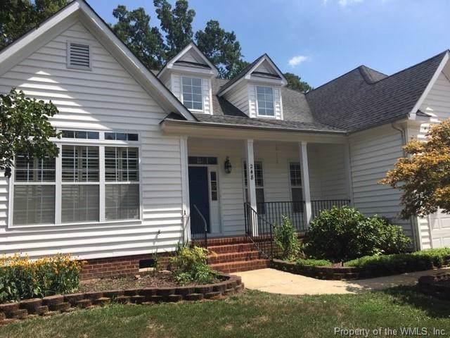 248 Patricks Crossing, Williamsburg, VA 23185 (MLS #1902037) :: Chantel Ray Real Estate