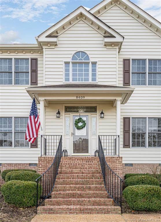 8409 Attleborough Way, Williamsburg, VA 23188 (MLS #2000122) :: Chantel Ray Real Estate