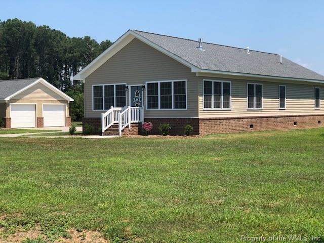 768 Norwood Church Road, Lancaster, VA 22503 (#1900011) :: Abbitt Realty Co.