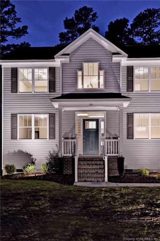 38 Church Street, Poquoson, VA 23662 (MLS #1903240) :: Chantel Ray Real Estate