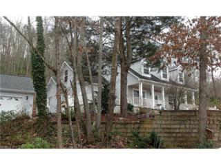 402 Sweetbriar Road N, Lake Lure, NC 28746 (MLS #3156407) :: Washburn Real Estate