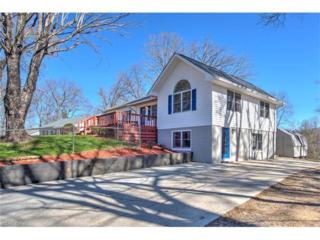 60 Ridge Road, Asheville, NC 28803 (#3248594) :: Exit Realty Vistas