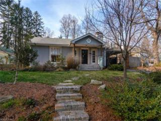 503 Lake Drive, Hendersonville, NC 28739 (#3252460) :: Exit Mountain Realty