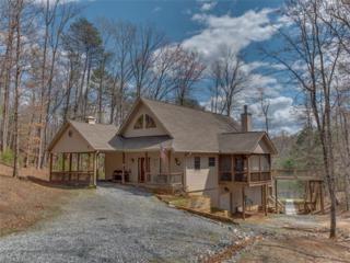 532 Lakewood Drive, Lake Lure, NC 28746 (#3266190) :: Exit Mountain Realty