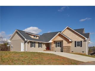 21 Clover Mountain Lane #8, Weaverville, NC 28787 (#3274077) :: Exit Realty Vistas