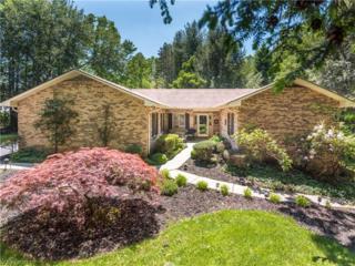 14 Heritage Lane, Hendersonville, NC 28739 (#3284577) :: Exit Realty Vistas