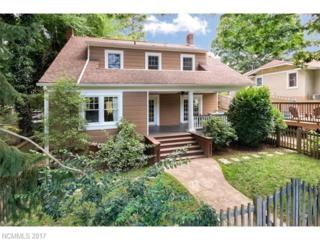 212 Forest Hill Drive, Asheville, NC 28803 (#3285412) :: Exit Realty Vistas
