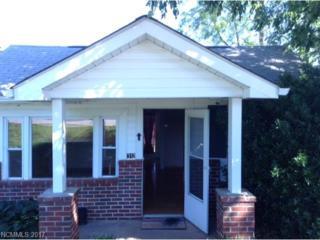 312 N North Main Street N, Mars Hill, NC 28754 (#3285663) :: Exit Realty Vistas