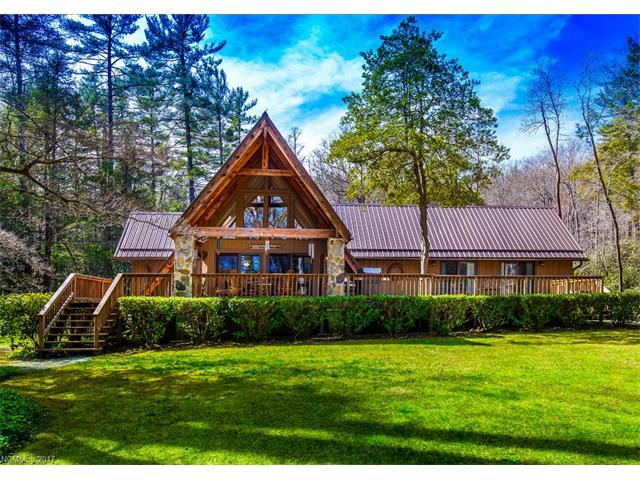 1577 West Club Boulevard 76BB, Lake Toxaway, NC 28747 (#3250532) :: Exit Mountain Realty