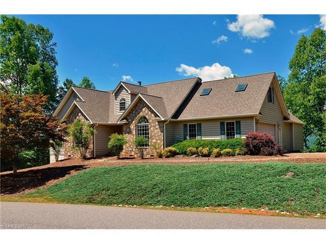 155 Hawks Nest Trail, Lake Lure, NC 28746 (MLS #3256447) :: Washburn Real Estate