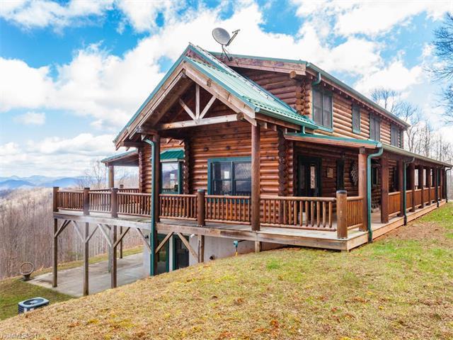 1258 Sugar Camp Road, Marshall, NC 28753 (#3258241) :: Team Browne - Keller Williams Professionals Realty