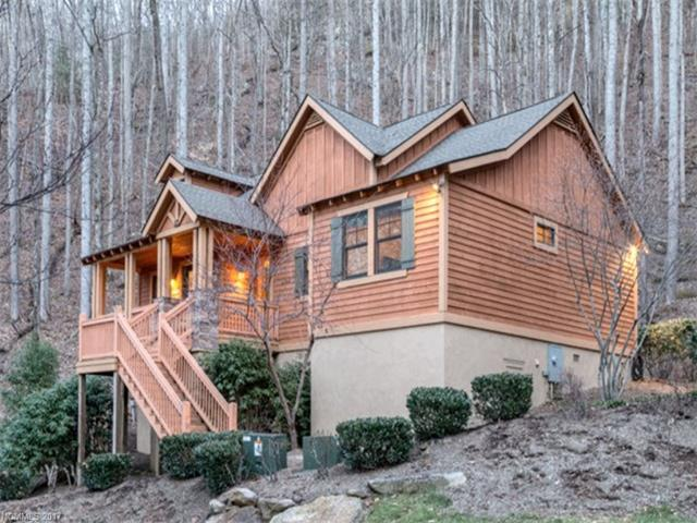 231 Boulder Creek Lane #34, Tuckasegee, NC 28783 (#3266875) :: Exit Realty Vistas