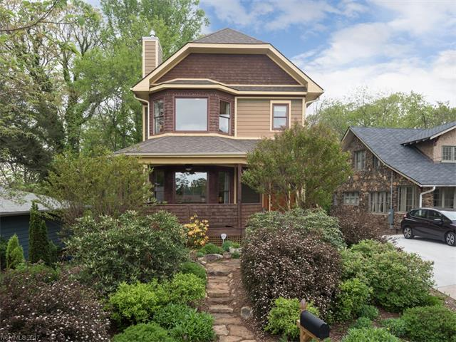 186 Courtland Place, Asheville, NC 28801 (#3276682) :: Rowena Patton's All-Star Powerhouse @ Keller Williams Professionals