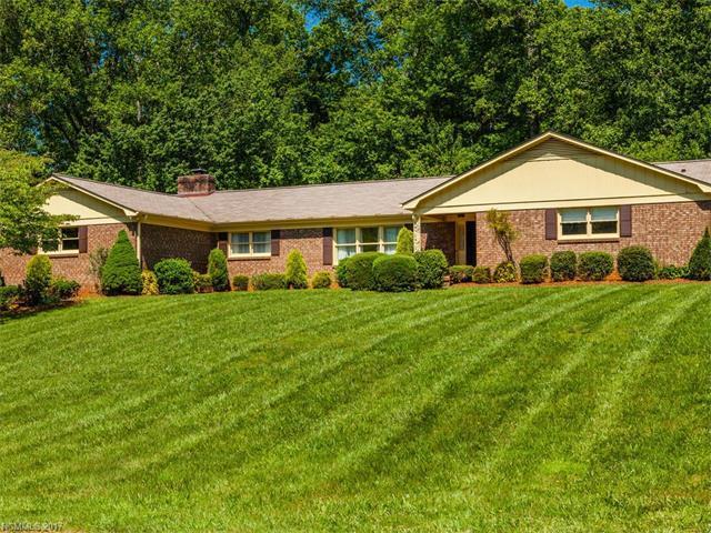 34 Ballantree Drive, Asheville, NC 28803 (#3281571) :: Team Browne - Keller Williams Professionals Realty