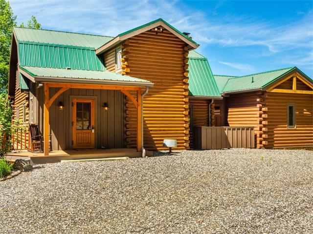 175 Little Pond Pass, Mars Hill, NC 28754 (#3282983) :: Team Browne - Keller Williams Professionals Realty