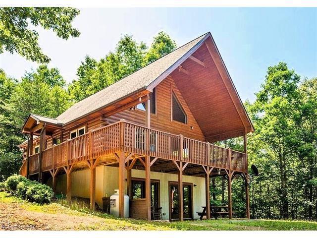 664 Sweetbriar Road S #41, Lake Lure, NC 28746 (MLS #3283670) :: Washburn Real Estate