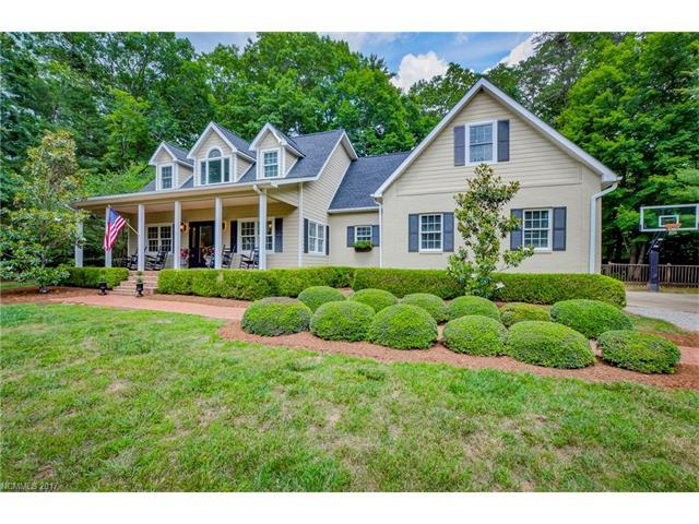 1 Bent Oak Lane, Asheville, NC 28803 (#3287242) :: Exit Realty Vistas