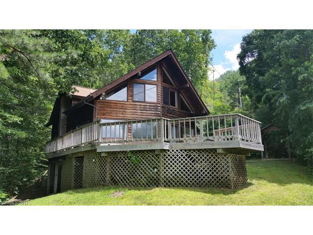 106 Fork Mountain Lane, Canton, NC 28716 (#3289642) :: Exit Realty Vistas