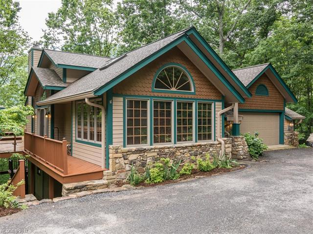 22 Winding Poplar Road, Black Mountain, NC 28711 (#3293253) :: Rowena Patton's All-Star Powerhouse @ Keller Williams Professionals
