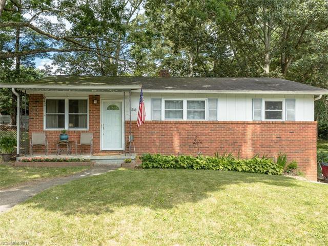 24 Lilac Street, Asheville, NC 28806 (#3296234) :: Exit Realty Vistas