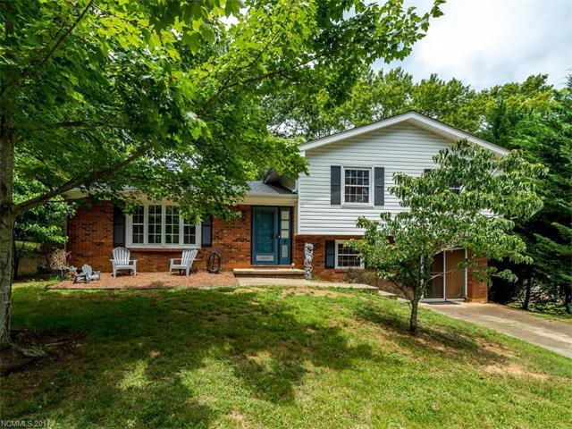 8 Brookcliff Drive, Asheville, NC 28804 (#3296285) :: Team Browne - Keller Williams Professionals Realty