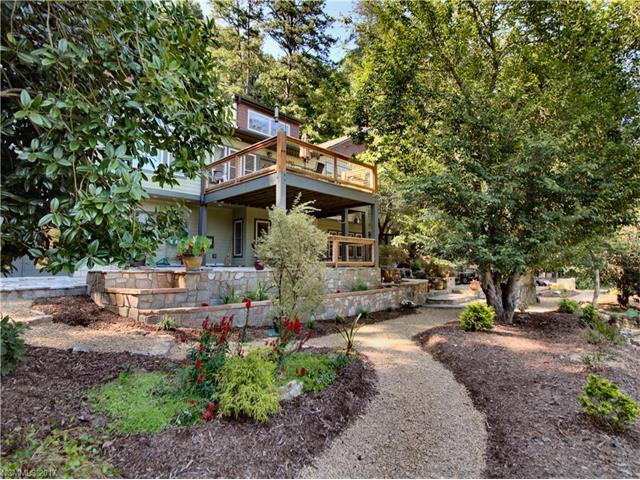 193 Gateway Drive #1, Lake Lure, NC 28746 (#3297781) :: Caulder Realty and Land Co.