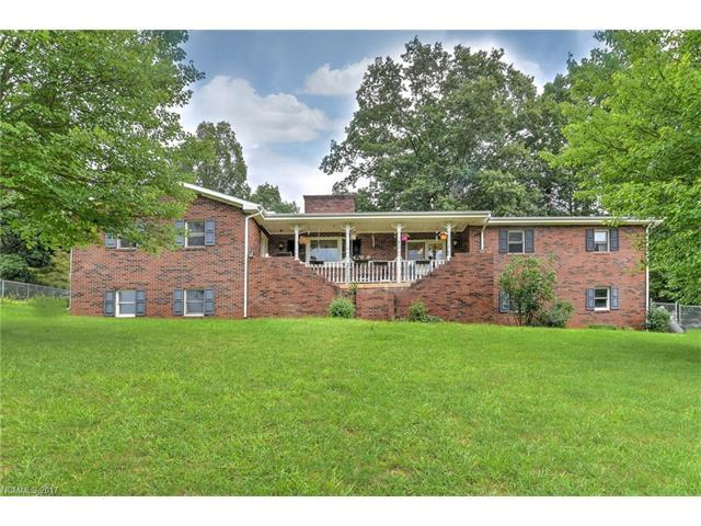 134 Phillips Valley Road, Mars Hill, NC 28754 (#3298135) :: Team Browne - Keller Williams Professionals Realty