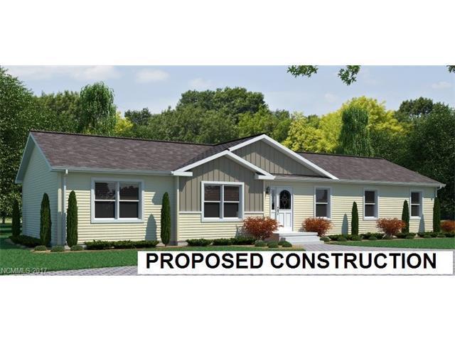 Lot 2 New Home Road #2, Leicester, NC 28748 (#3298314) :: Keller Williams Biltmore Village