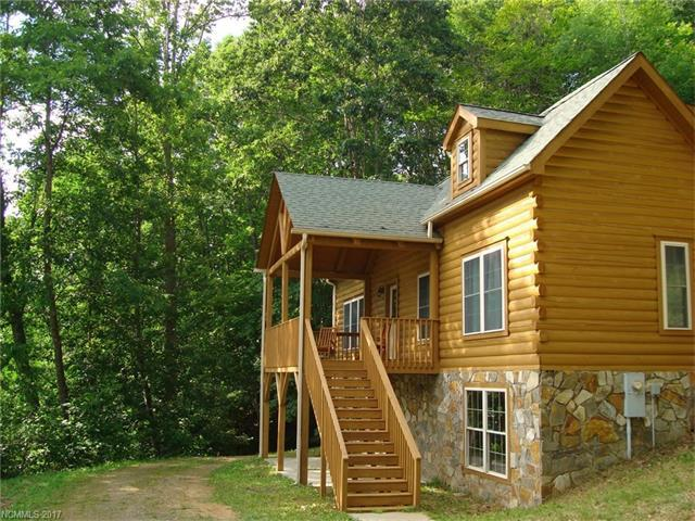 56 Red Wolf Lane #1, Mars Hill, NC 28754 (#3298611) :: Team Browne - Keller Williams Professionals Realty