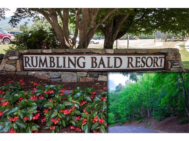 000 Hummingbird Court #273, Lake Lure, NC 28746 (#3298937) :: Caulder Realty and Land Co.
