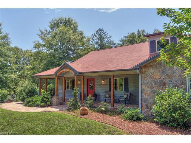 711 Meadow Crest Road, Tryon, NC 28782 (#3299400) :: Caulder Realty and Land Co.
