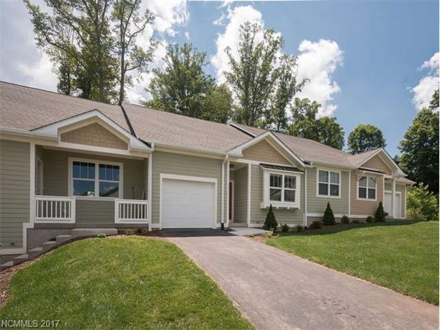 13 Fox Briar Drive #2, Fletcher, NC 28732 (#3299459) :: Exit Realty Vistas