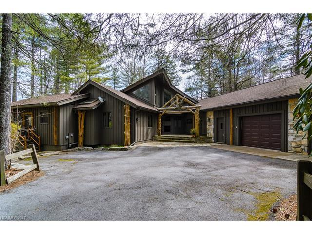 3 Pine Forest Point #16, Lake Toxaway, NC 28747 (#3299556) :: Exit Realty Vistas