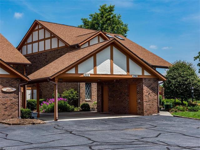 903 Fleetwood Plaza #903, Laurel Park, NC 28739 (#3299695) :: Exit Mountain Realty