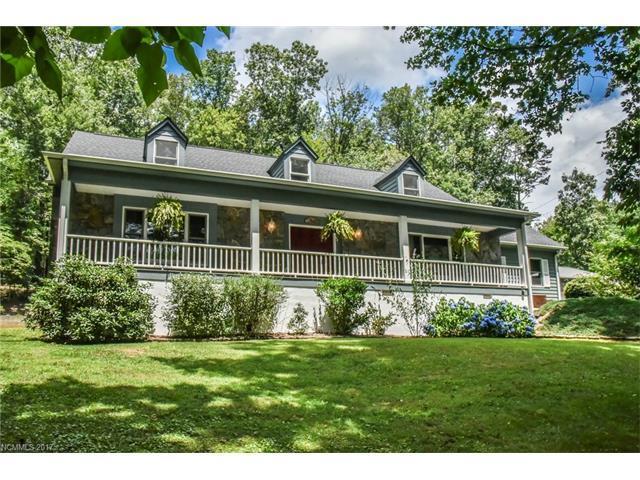 210 Jims Branch Road, Swannanoa, NC 28778 (#3299934) :: Exit Realty Vistas