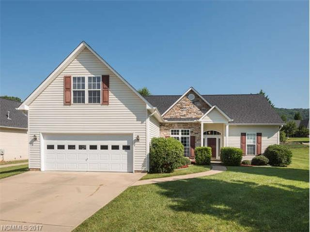 8 Morning Mist Road, Fletcher, NC 28732 (#3300059) :: Exit Mountain Realty