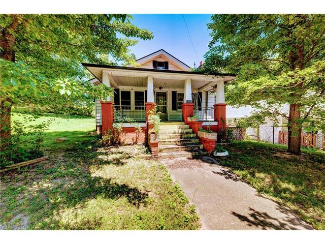 292 State Street, Asheville, NC 28806 (#3300700) :: Keller Williams Biltmore Village