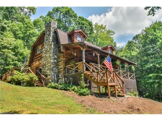 260 Rainbow Terrace, Black Mountain, NC 28711 (#3301015) :: Team Browne - Keller Williams Professionals Realty