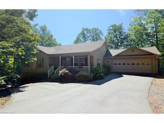 25 Usgewi Court, Brevard, NC 28712 (#3301103) :: Exit Mountain Realty