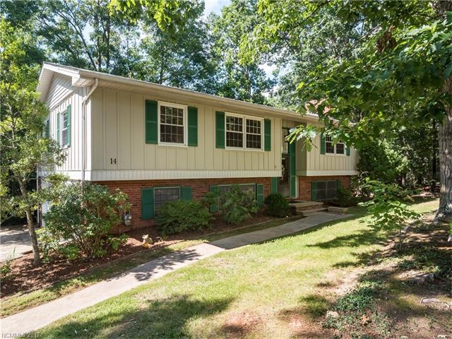 14 W Baird Mountain Road, Asheville, NC 28804 (#3302079) :: Keller Williams Biltmore Village