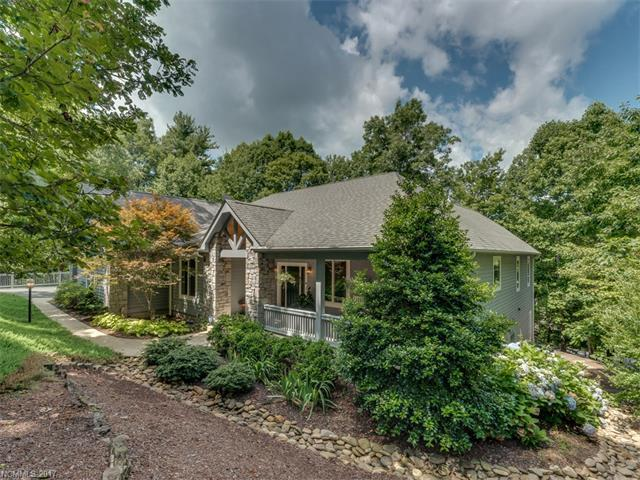 69 Old Hickory Trail, Hendersonville, NC 28739 (#3302558) :: Caulder Realty and Land Co.