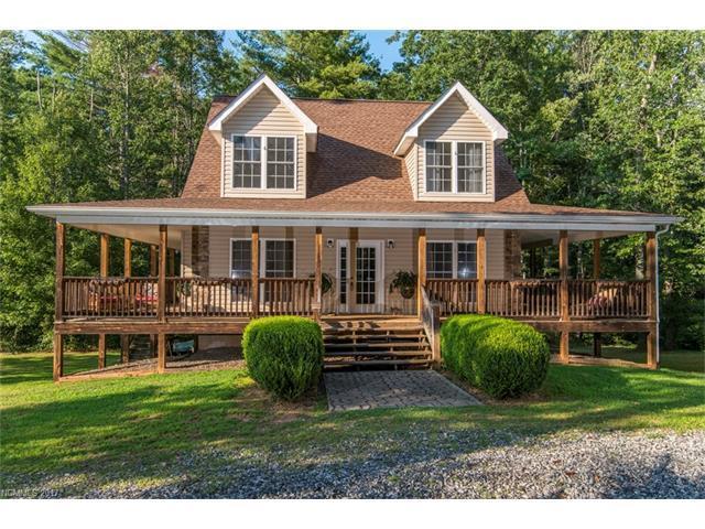 364 Heritage Lane, Mars Hill, NC 28754 (#3302855) :: Team Browne - Keller Williams Professionals Realty