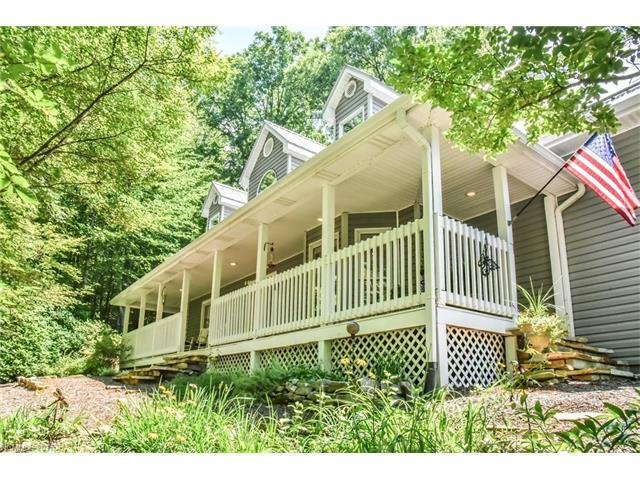7 Pack Saddle Trail #8, Weaverville, NC 28787 (#3303226) :: Team Browne - Keller Williams Professionals Realty