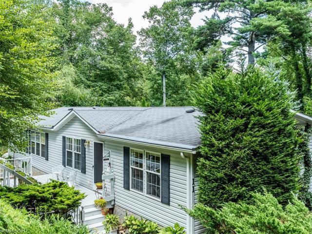11 Sky Forest Drive, Swannanoa, NC 28778 (#3303369) :: Exit Realty Vistas