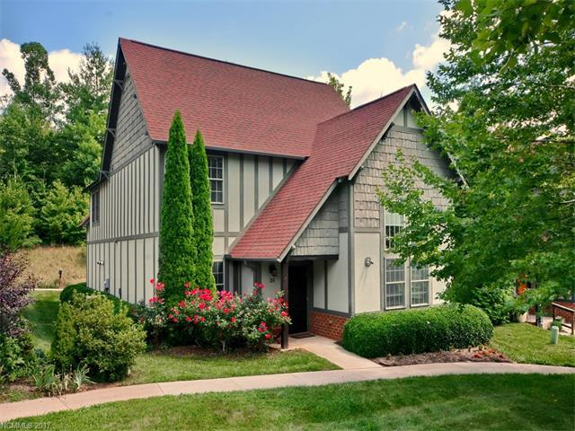 34 Trafalgar Circle #21, Asheville, NC 28805 (#3303477) :: Keller Williams Biltmore Village