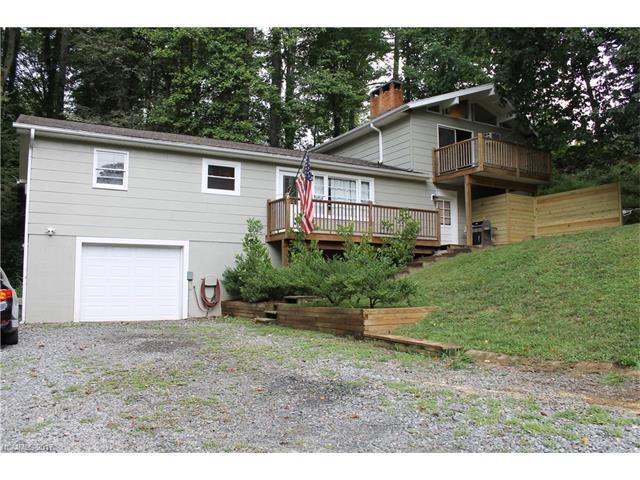 160 Hampton Road, Brevard, NC 28712 (#3304189) :: Exit Mountain Realty