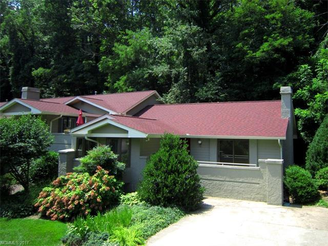 119 Willow Lake Drive, Asheville, NC 28805 (#3304620) :: Exit Mountain Realty