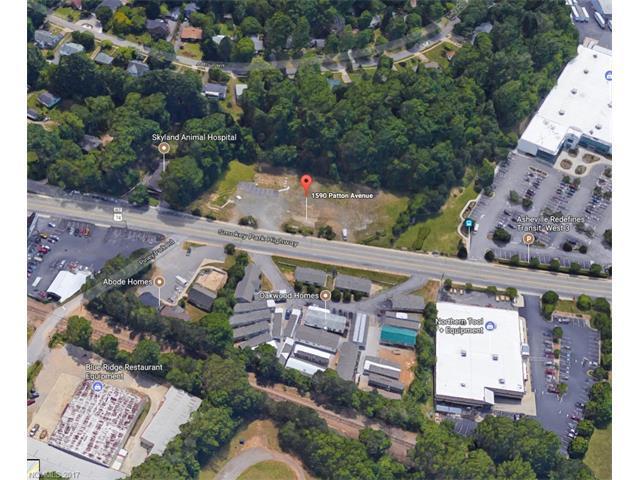 1590 Patton Avenue, Asheville, NC 28806 (#3305180) :: Exit Realty Vistas
