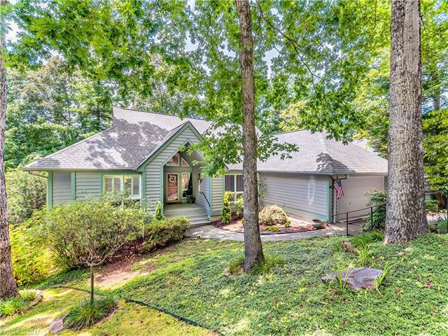 203 Fern Creek Drive #2, Flat Rock, NC 28731 (#3306718) :: Caulder Realty and Land Co.