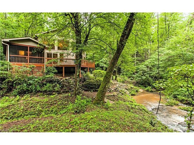 2033 Buffalo Creek Road, Lake Lure, NC 28746 (#3306967) :: Rowena Patton's All-Star Powerhouse @ Keller Williams Professionals